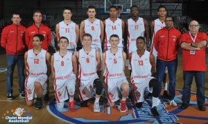 CHOLET BASKET (France)